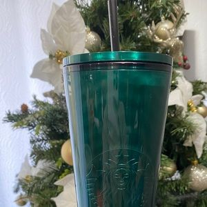 Starbucks Emerald marble tumbler 2020 collection